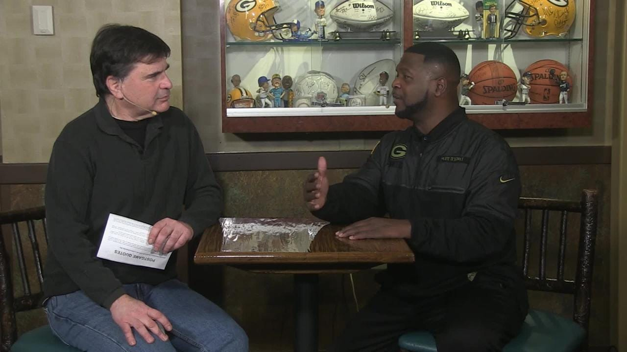 Former Packers All-Pro safety LeRoy Butler and reporter Tom Silverstein discuss what qualities the team needs in its next head coach.