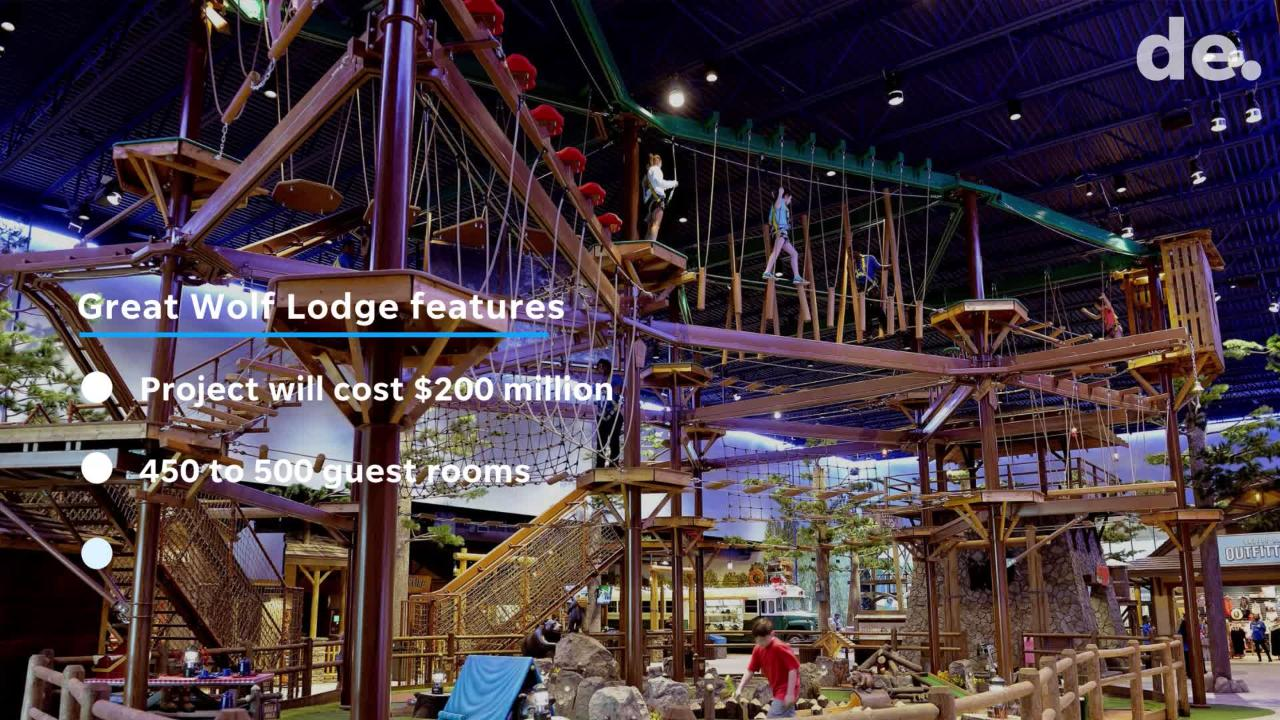 Great Wolf Lodge coming to Cecil County by 2022