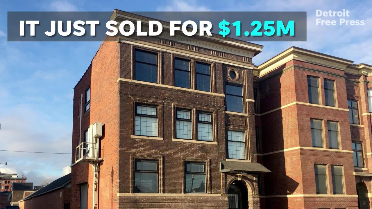 Detroit Condos Dominate List Of 1m Plus Home Sales In 2018