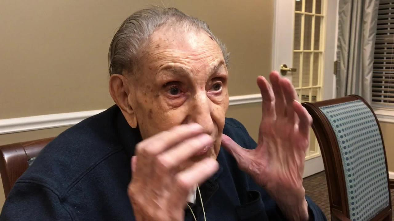 """Veteran NJ film actors Lee Meredith (""""The Producers"""") and Josip Elic (""""One Flew Over the Cuckoo's Nest"""") talk about their lifelong friendship"""