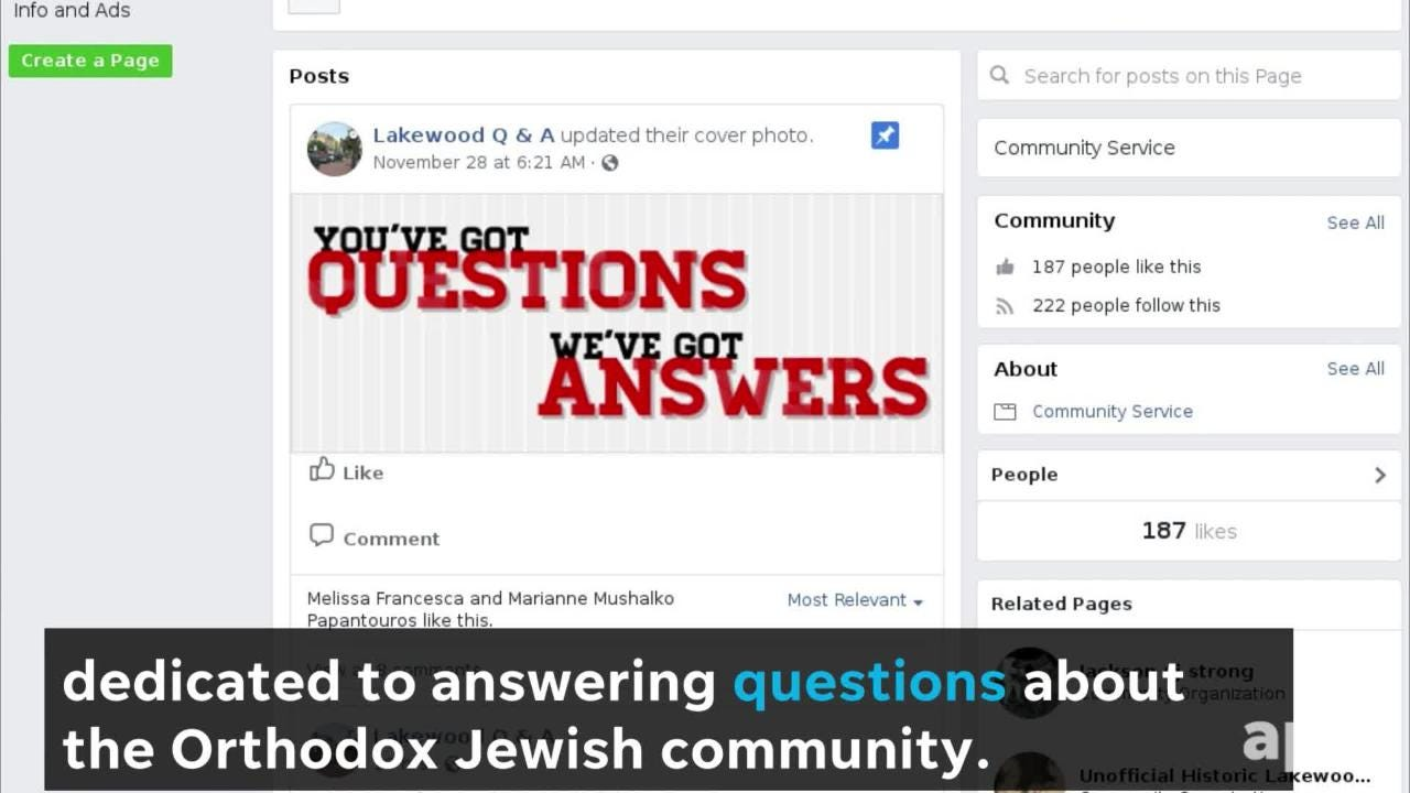 Meet the Orthodox Jewish woman taking on the comments section