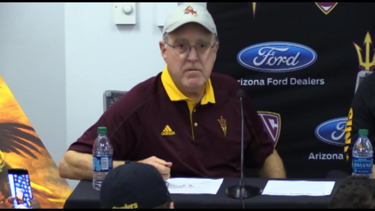 ASU director of player personnel Al Luginbill talks the relationship between the program and in-state high schools.