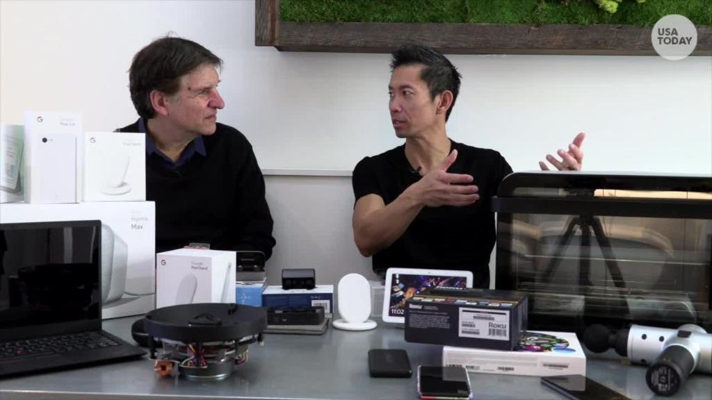Talking Tech: Coolest gadgets of 2018