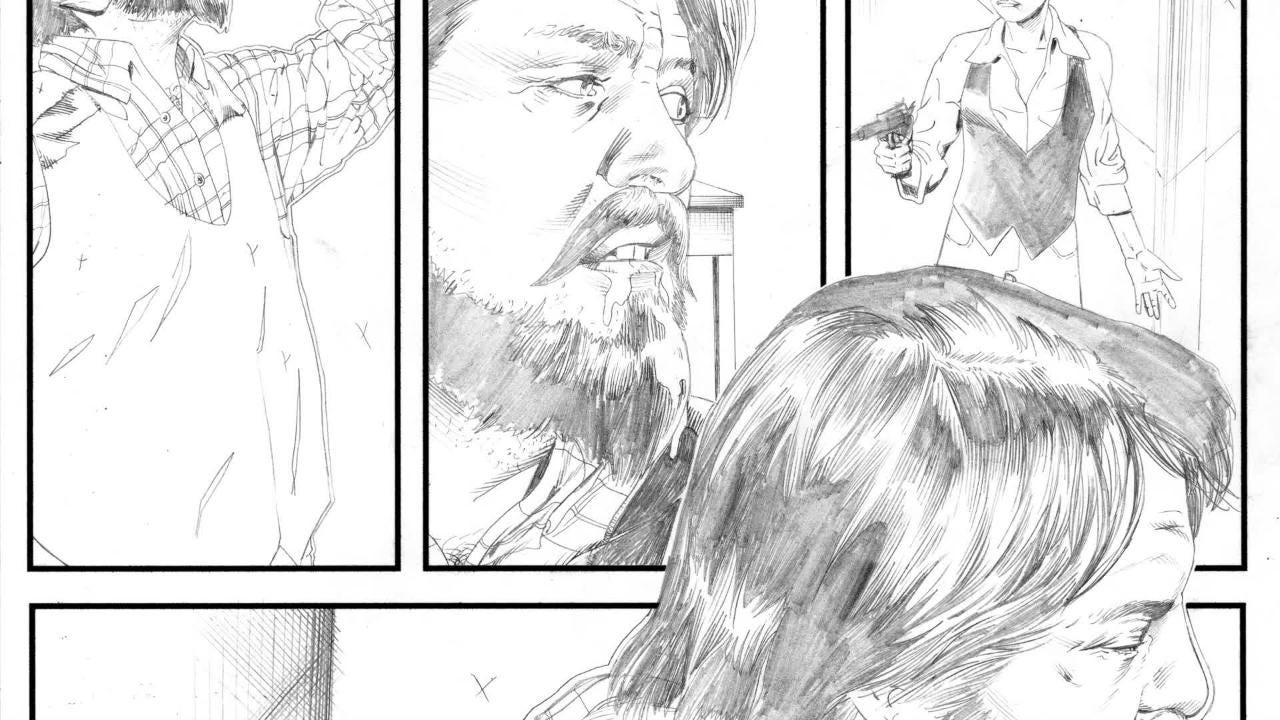 From Captain America to The X-Men, this Louisville artist has inked them all
