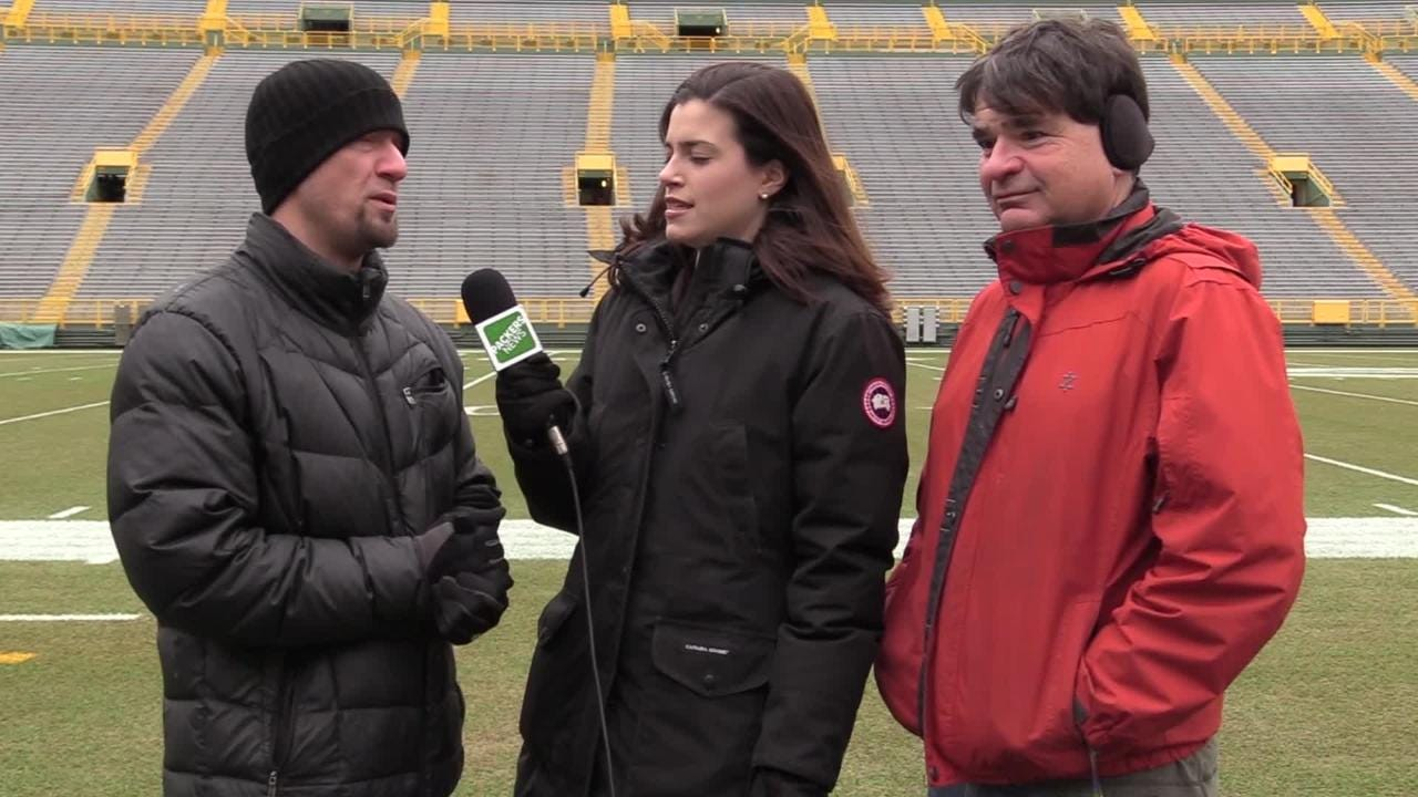 Jim Owczarski, Olivia Reiner and Tom Silverstein share their predictions for the Packers-Jets game on Sunday.