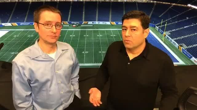 Free Press sports writers Dave Birkett and Carlos Monarrez break down the Detroit Lions after the loss to the Vikings on Sunday, Dec. 23, 2018.