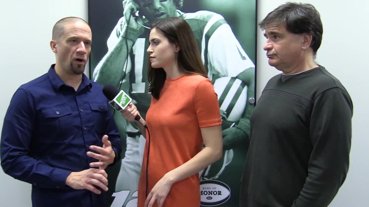 Jim Owczarski, Olivia Reiner and Tom Silverstein unpack the positives and negatives from the Packers' win over the New York Jets.