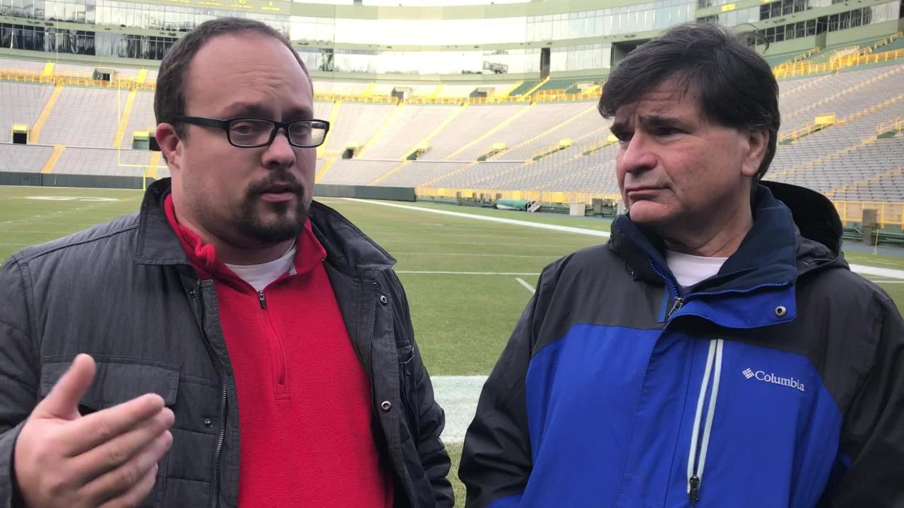 Ryan Wood and Tom Silverstein discuss the Packers' motivation for Sunday's season finale against the Lions.