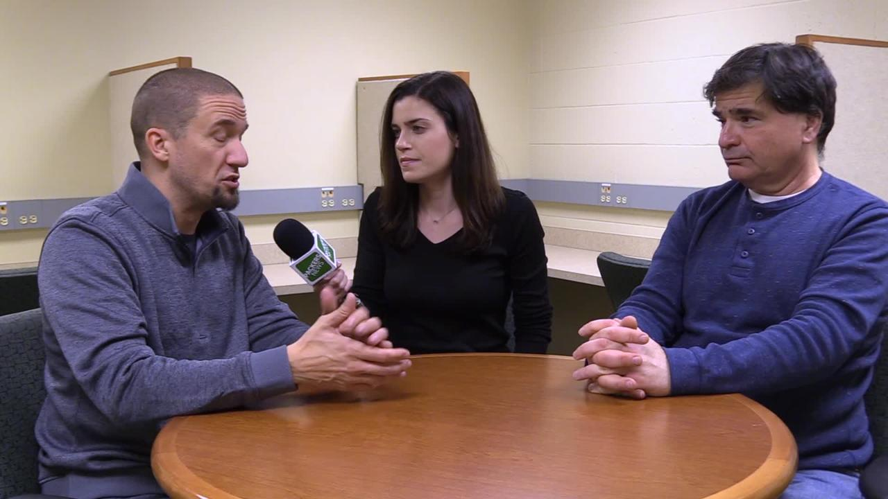 Jim Owczarski, Olivia Reiner and Tom Silverstein discuss defensive coordinator Mike Pettine's interest level in becoming the Packers' head coach.