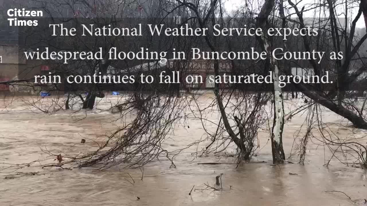 """End of the year rainfall earns 2018 the title of """"wettest year on record."""""""
