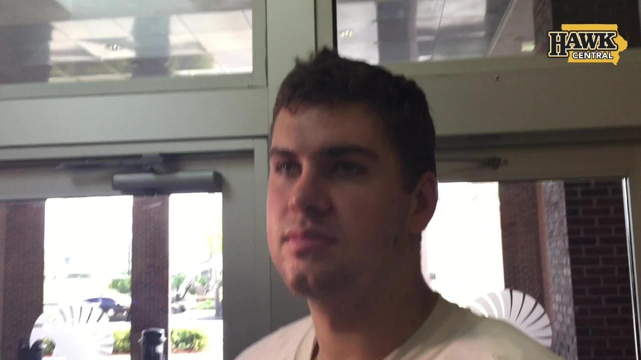The junior defensive end outlines the challenge of facing Nick Fitzgerald and what Phil Parker might have planned.