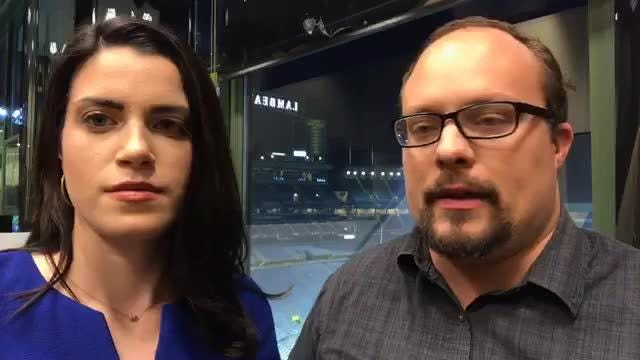 Olivia Reiner and Ryan Wood talk about the Packers loss to the Lions and answer viewers' questions.