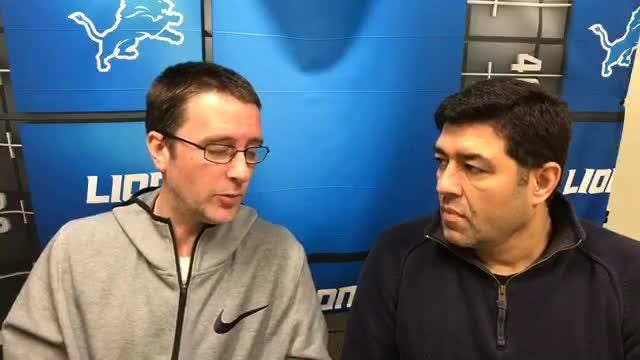 Dave Birkett and Carlos Monarrez take a critical view of the Lions' 2018 season and this staff, and discuss reasons to believe in 2019, Dec. 31, 2018.