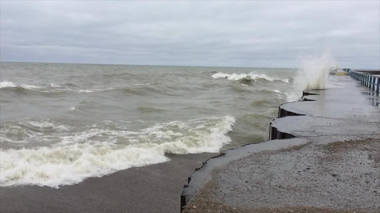 Lake Huron starts 2019 in a feisty mood