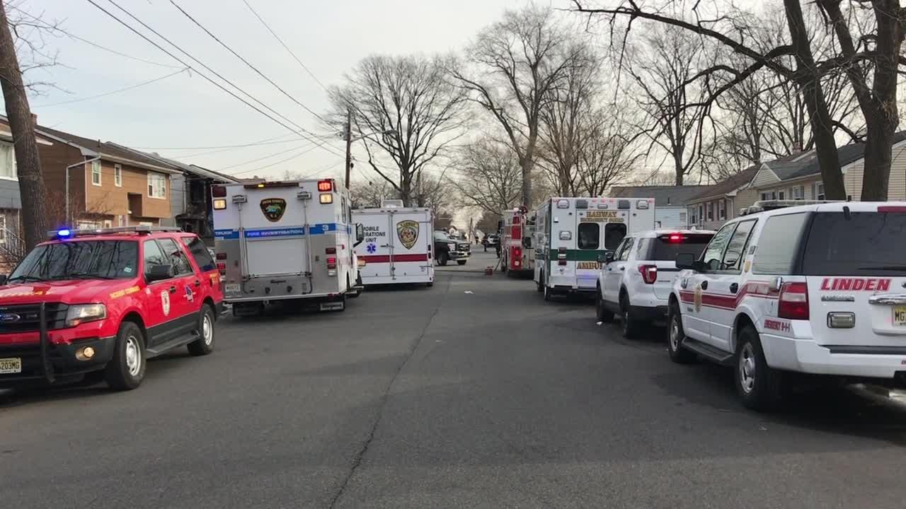 A Rahway woman has died following a fire.