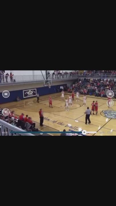 A second video shows Dora High using triplets to swap free throw shooters during Cabool Tournament