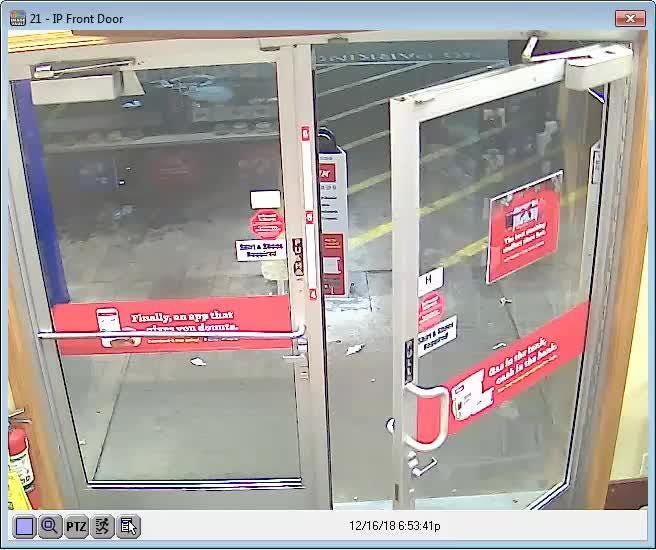 Officers identified the suspected thief, Anthony F. Novello, 27, based on a picture of hiscar'slicense plate from the store's  surveillance video
