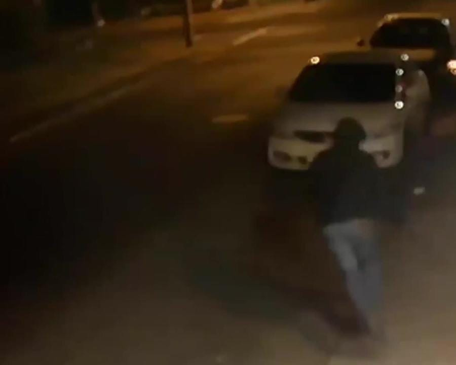 Video footage of a suspect in the recent fatal shooting of a Plainfield man has been released to the public in an effort to help solve the murder of Benjamin Nord.