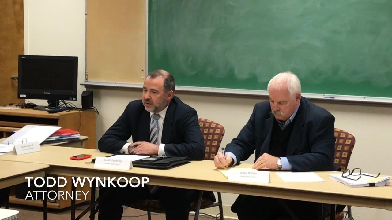 Hospital board keeps attorney