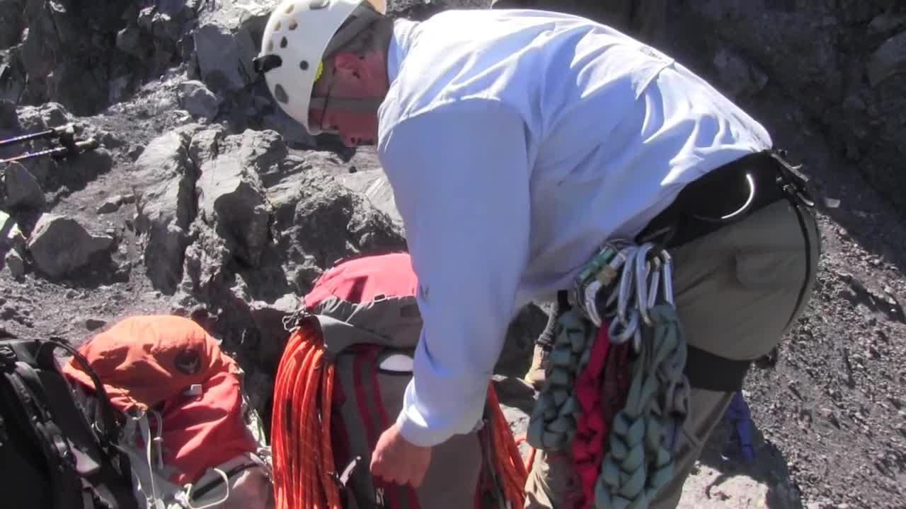 Mount Washington climb