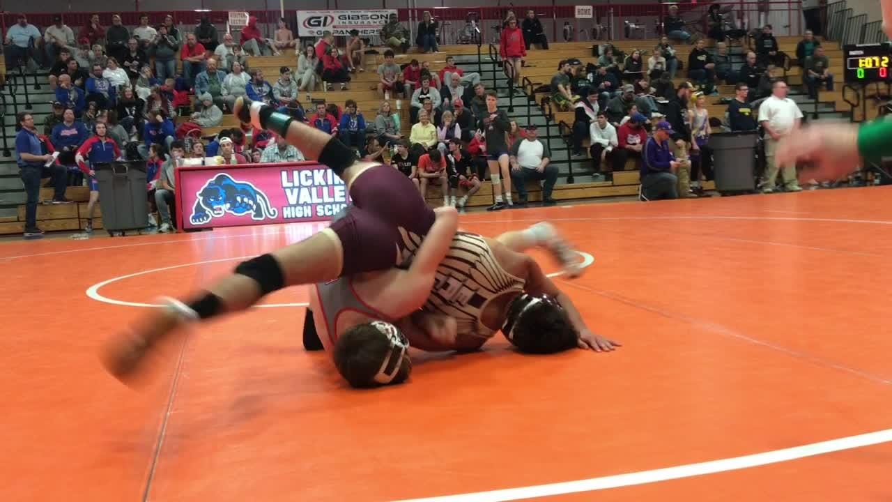 Licking County teams had two champions and three runner-ups from Saturday's Licking Valley Invitational.