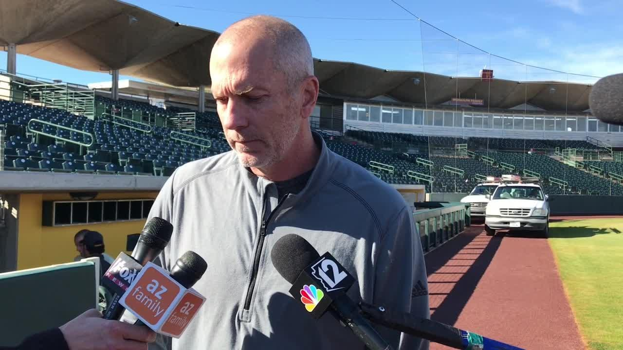 ASU baseball coach Tracy Smith on critical 2019 season