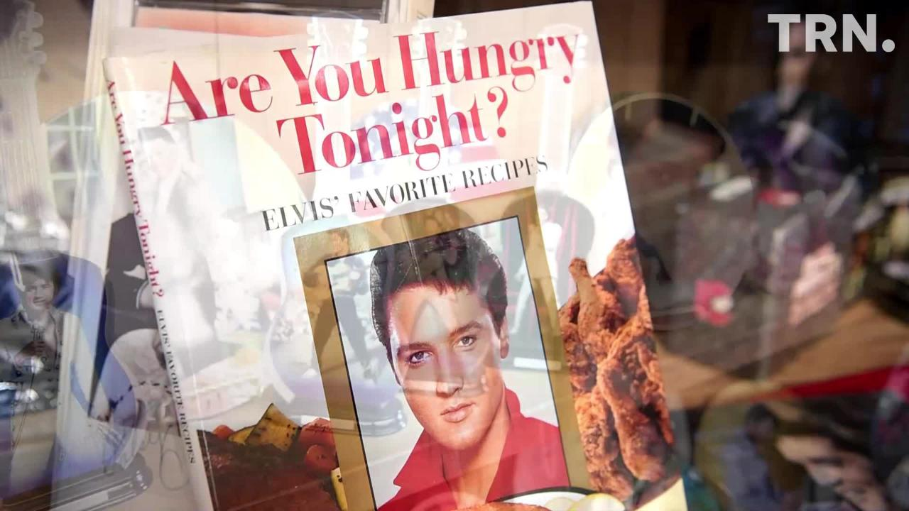 The Elvis Always Gifts & Collectibles store celebrates Elvis every day.
