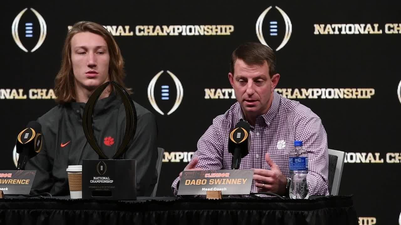 Clemson offense youth return with great potential