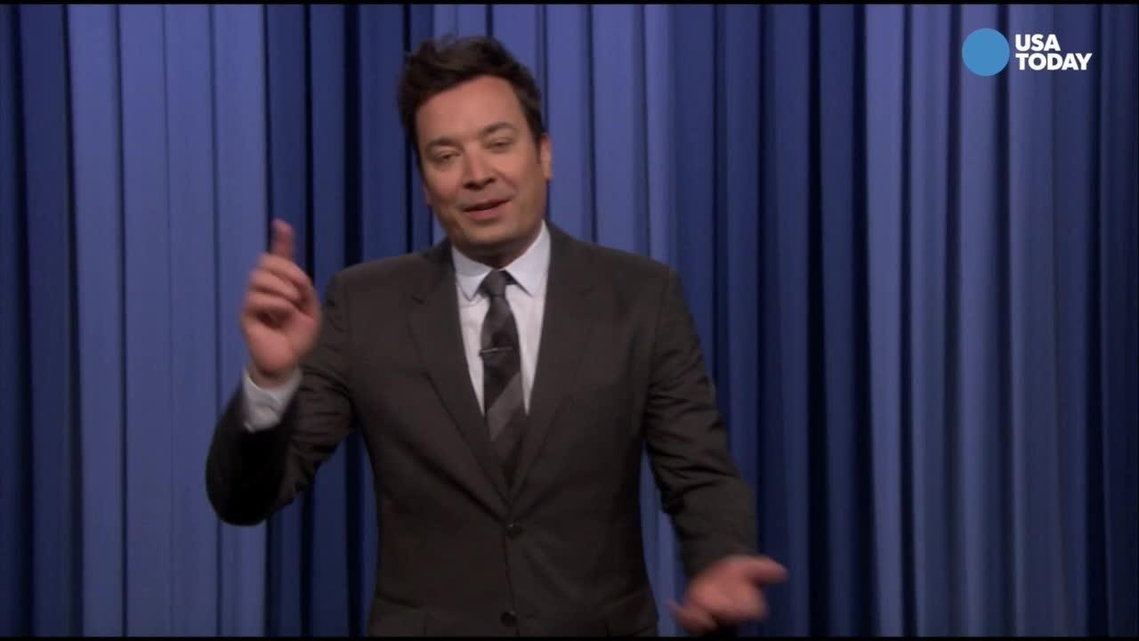 The late-night comics analyze shutdown speeches in Best of Late Night