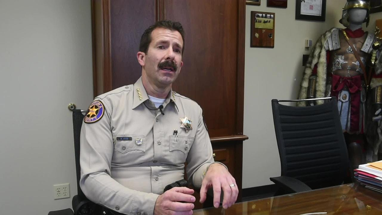 Ventura County adds assistant sheriff; 2 others promoted