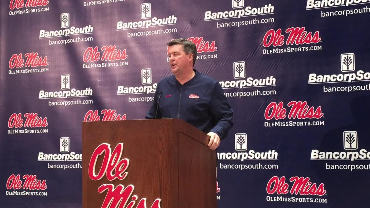 Ole Miss defensive coordinator Mike MacIntyre talks about his return to Oxford and what he expects at the helm of the Rebels' new-look defense.