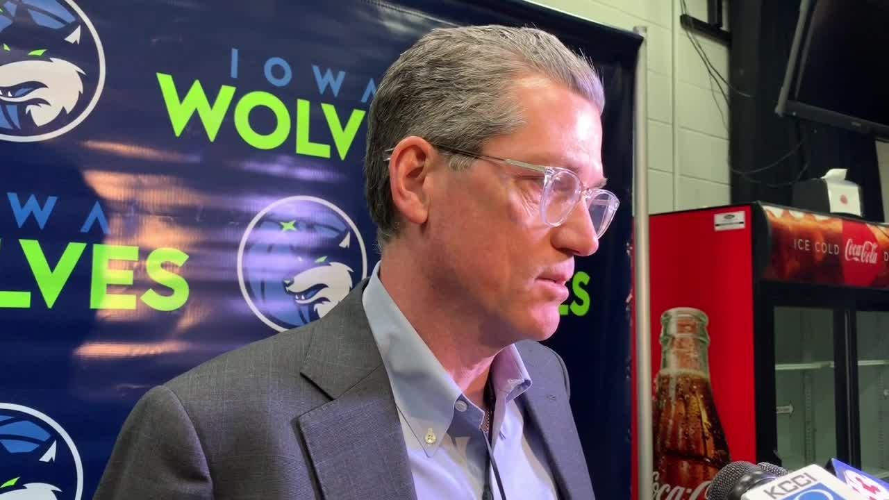Hilton Magic Has Another Believer In Timberwolves Gm Scott Layden