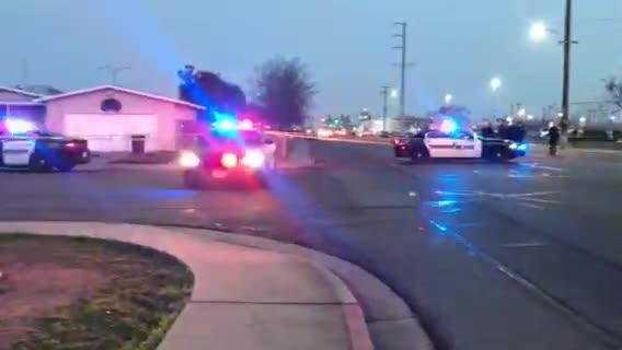 Police responded to the mall near JCPenney, where reports started to flood into dispatchers of shots fired.