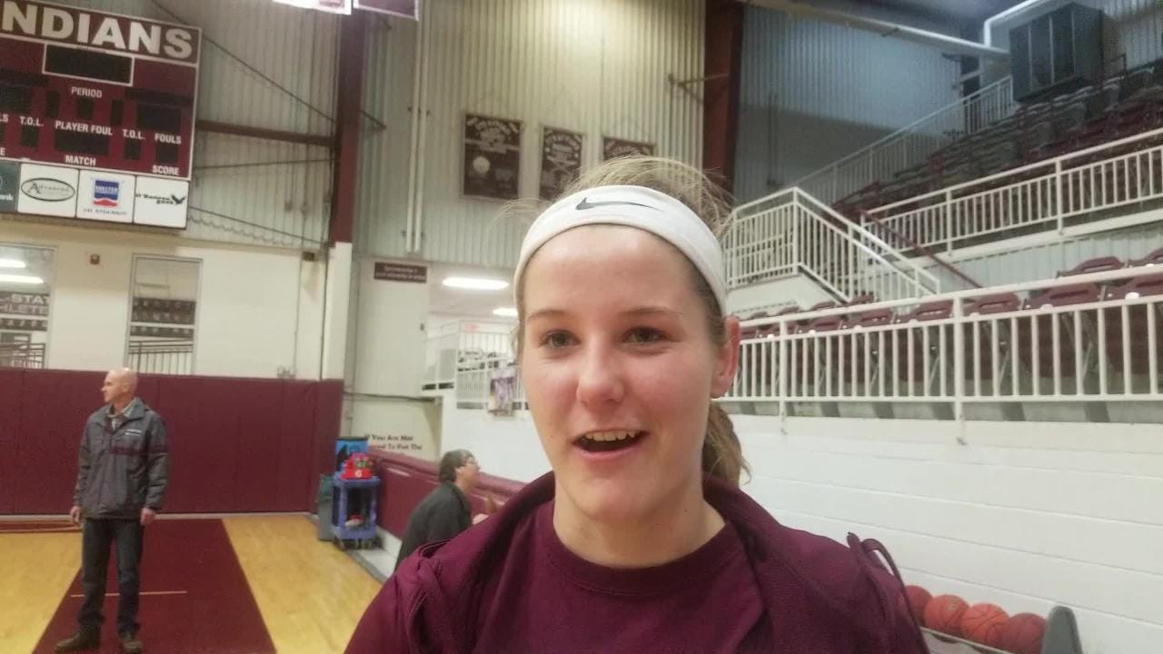 Strafford Lady Indians senior and University of Missouri signee Hayley Frank answers 20 questions.