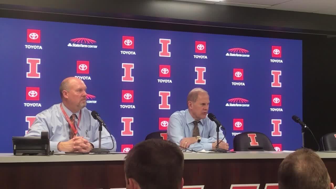 Michigan's John Beilein recaps Illinois win on Thursday, Jan. 10, 2019. The win ties record for program.
