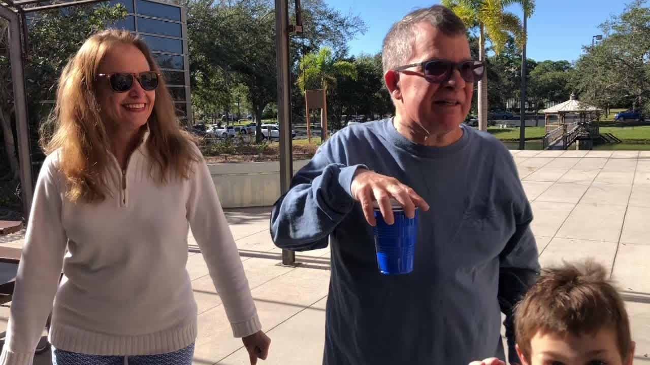 FLORIDA TODAY Executive Editor Bob Gabordi suffered a stroke at work. 9 weeks later, he got a welcome surprise from his newsroom