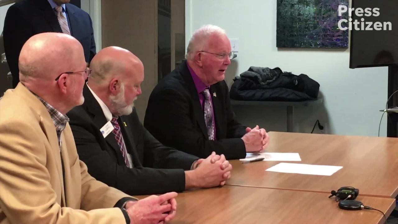 Iowa City, Coralville and North Liberty have signed an agreement with Iowa City Area Development Group that aims to prevent 'business poaching.'