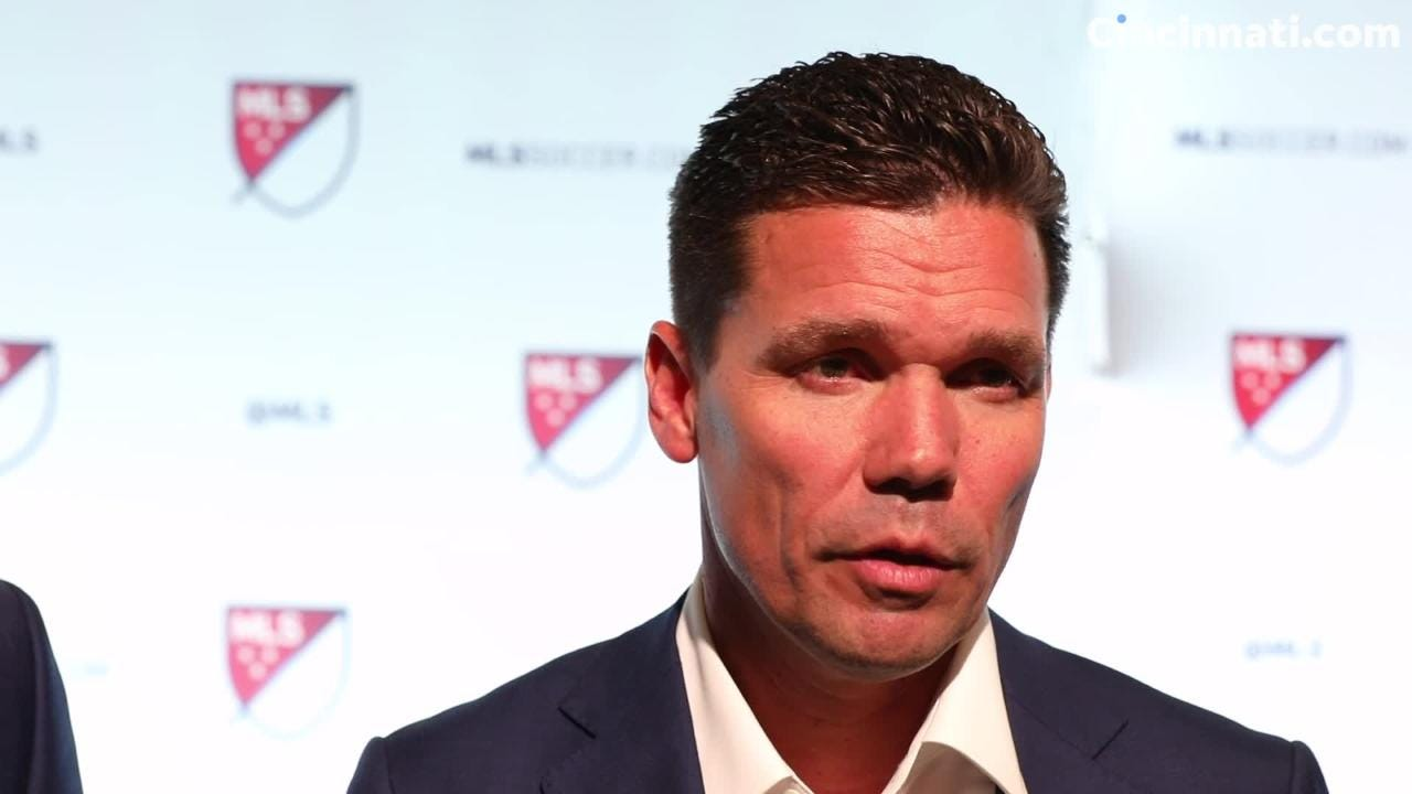 FC Cincinnati head coach Alan Koch talks about what they accomplished at the MLS SuperDraft.