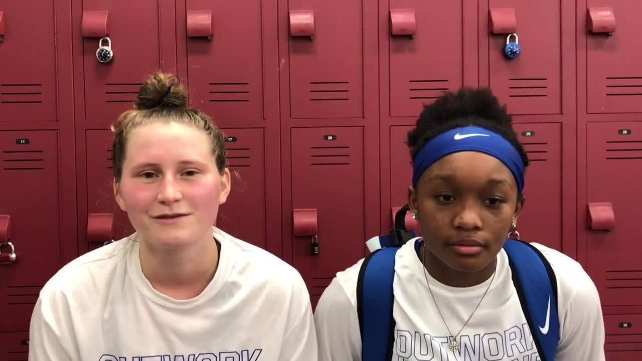 Janelle Jones had 18 points and Kenzie Hughes scored 16