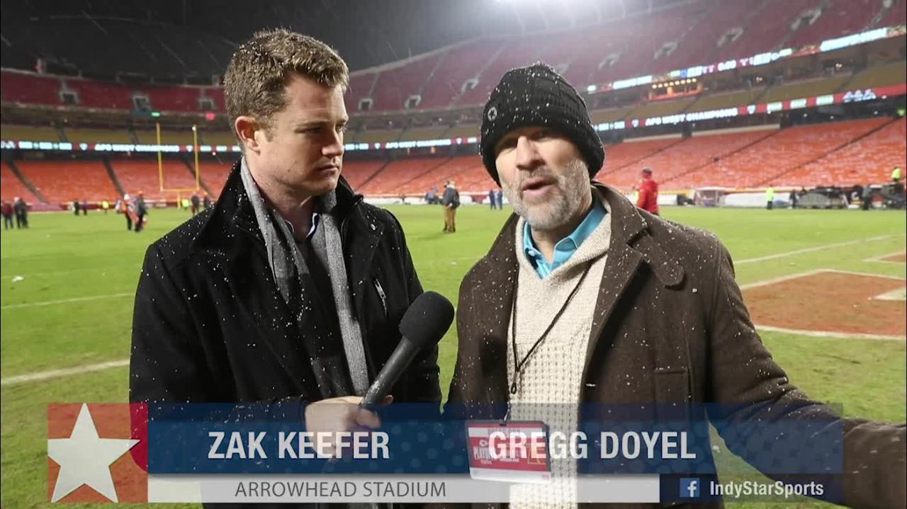 Zak Keefer and Gregg Doyel talk end of Colts season in Kansas City