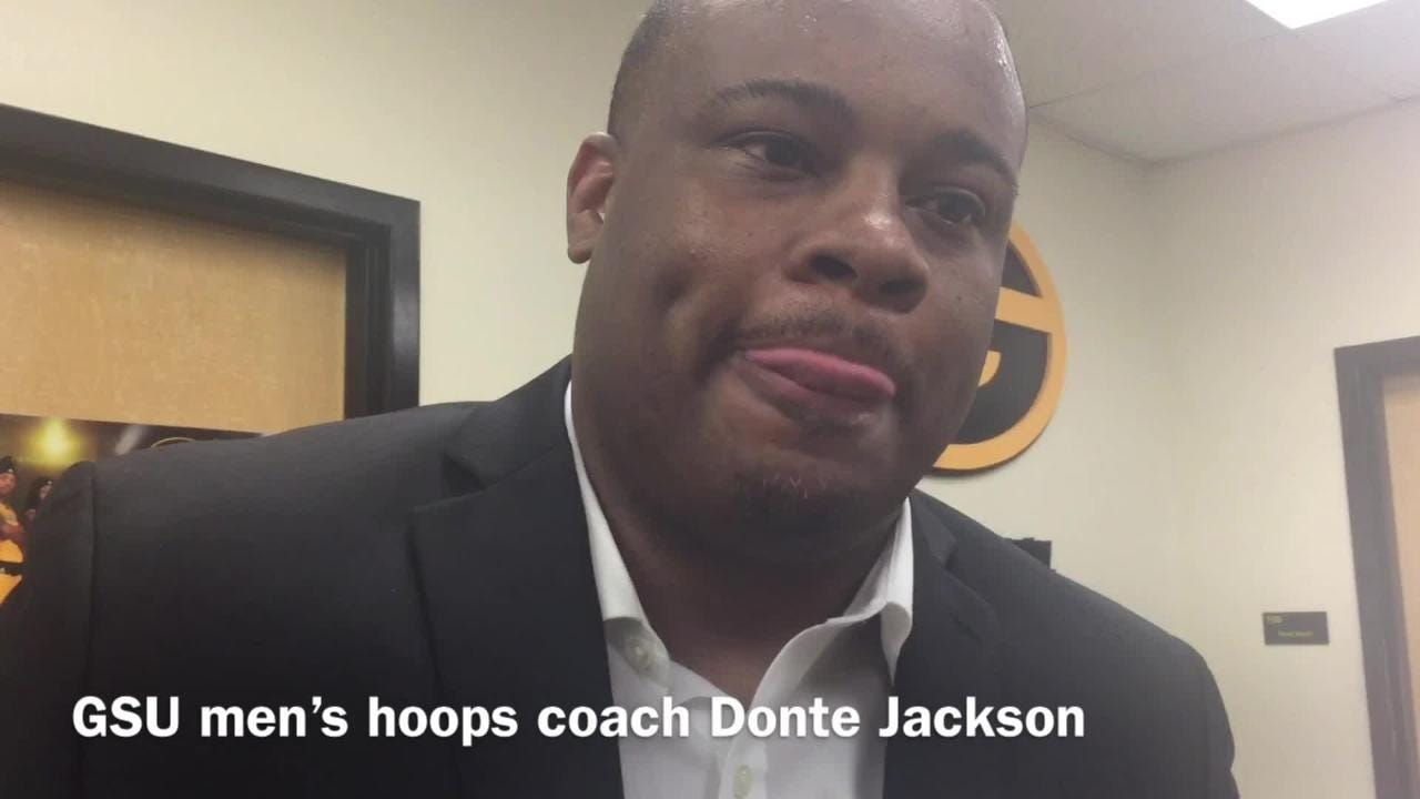 Grambling State's Donte Jackson reflects on his 150 career wins