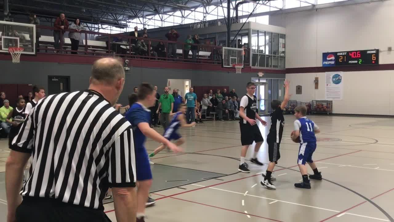 Basketball leagues for seventh through 10th grades are in their second season at the Licking County Family YMCA.