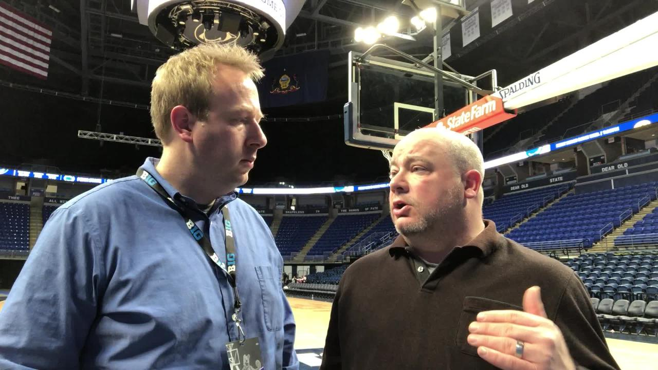 Lansing State Journal columnist Graham Couch and Freep beat writer Chris Solari break down the Spartans' 71-56 win.