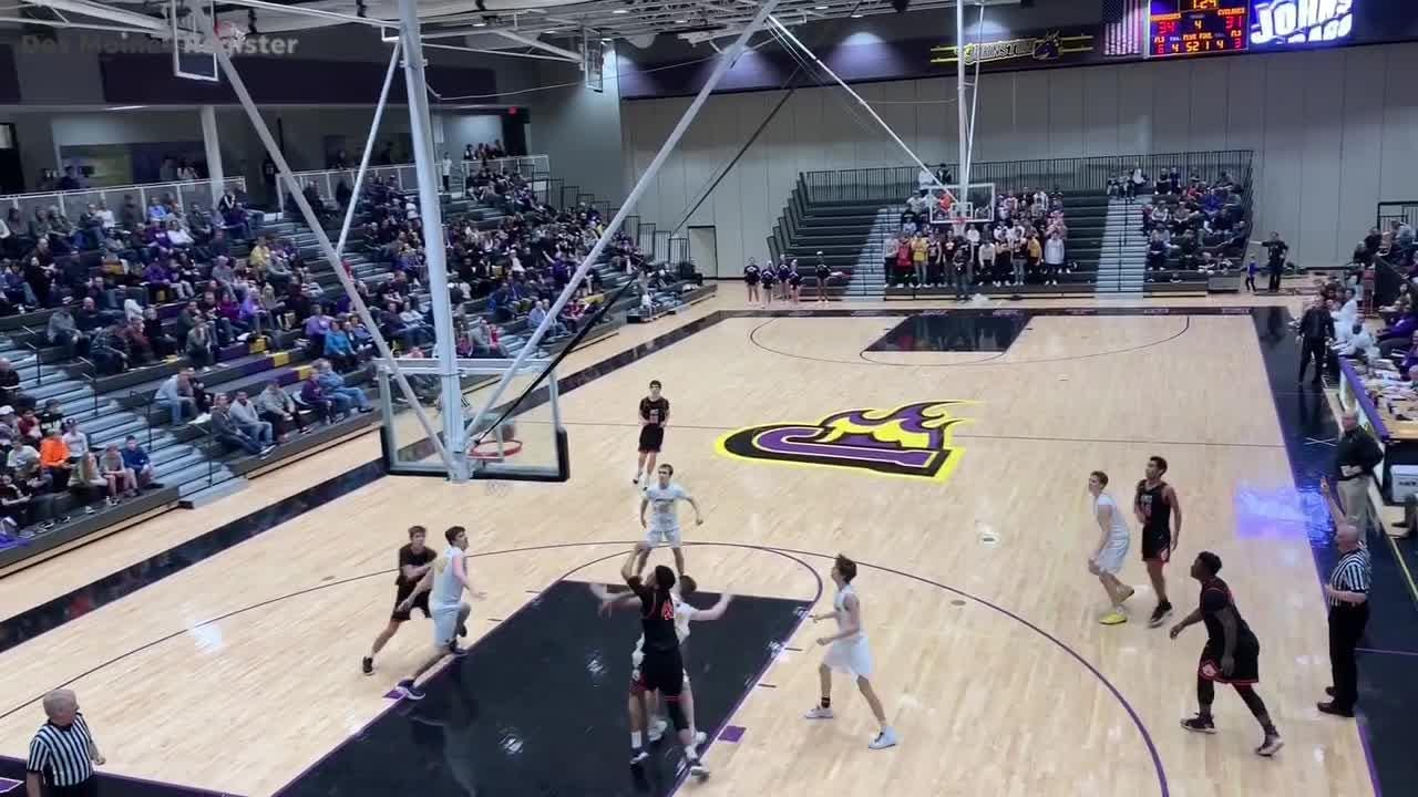 Tamin Lipsey shows off shooting and play-making in these highlights of Ames' game versus Johnston.