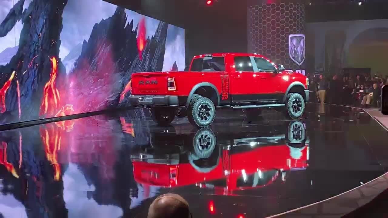 2019 Ram Heavy Duty pickups priced from $33,395 — up to more than $67,000