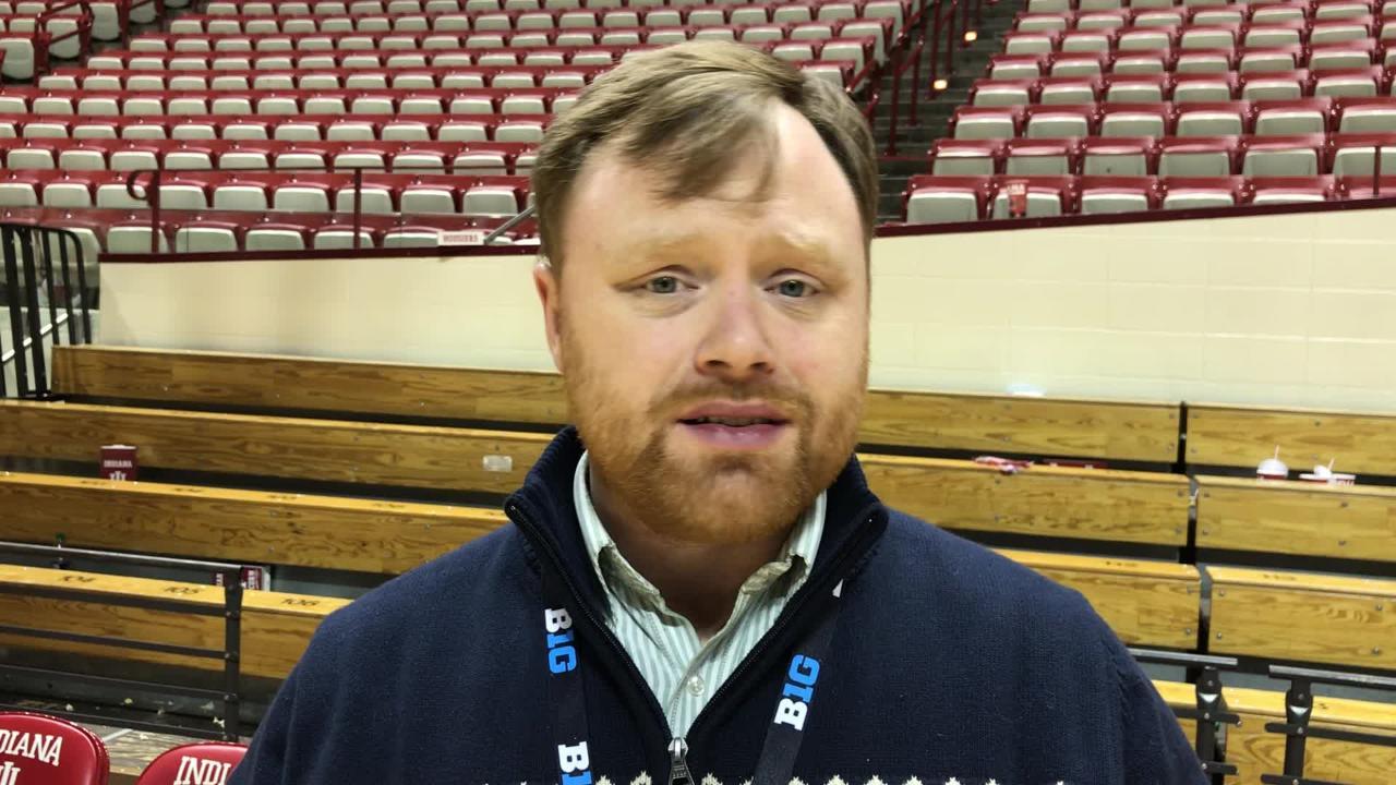 IU Insider Zach Osterman breaks down the Hoosiers' ugly 66-51 loss to Nebraska on Monday.