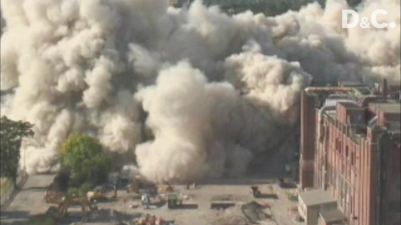 Building 9 in Kodak Park was demolished on June 30, 2007.