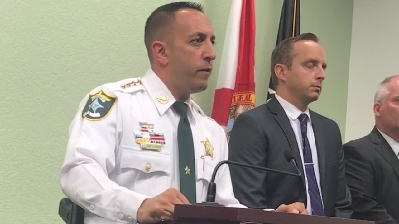 Lee County Sheriff Carmine Marceno announced that  Krisroy Amiso Lloyd, 45, of Lehigh Acres, was arrested.