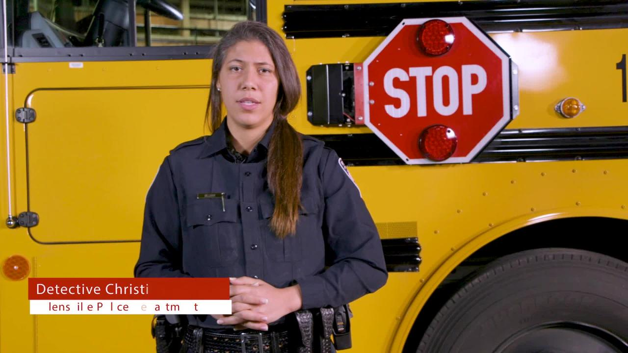 Williamson County Schools debuted a video with law enforcement agencies asking drivers to stop for school buses.