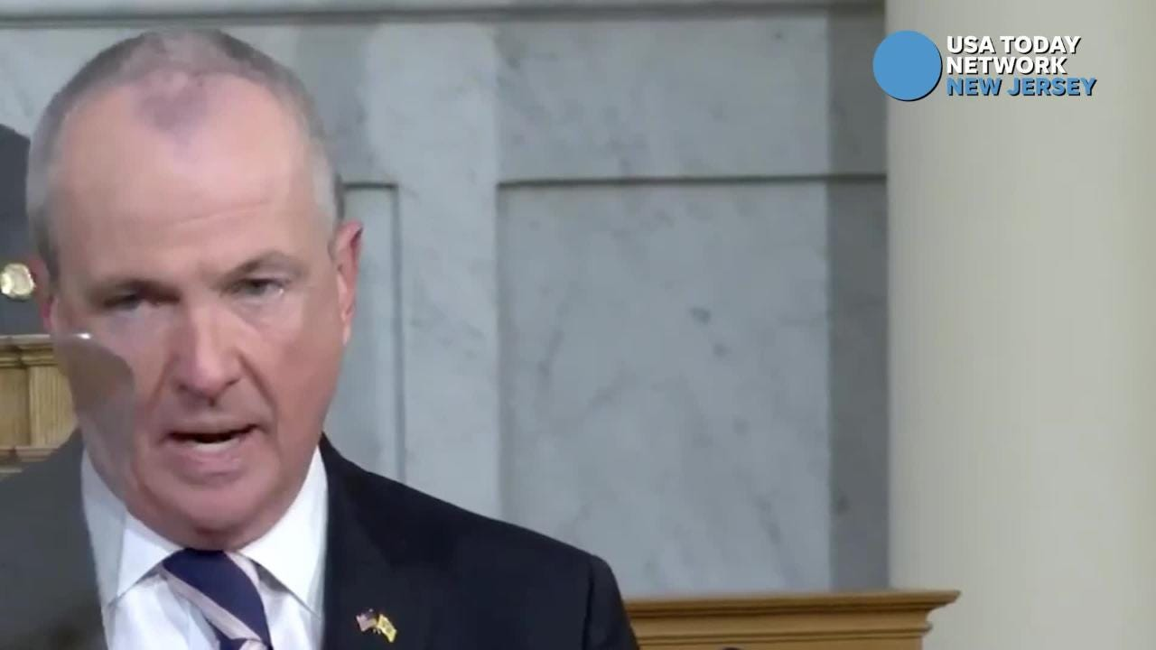 Gov  Murphy discusses Minimum Wage during State of the State